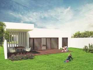 aponto Casas unifamiliares Blanco