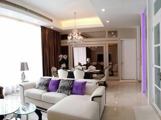 Ruang Keluarga Klasik Oleh Norm designhaus Klasik