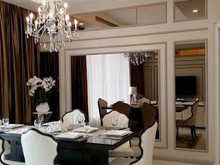 Ruang Makan Klasik Oleh Norm designhaus Klasik