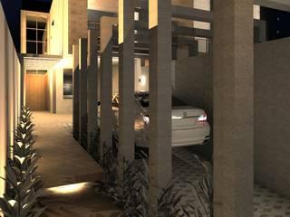 Casas modernas por ARCHLAYOUT Arquitetura e Interiores Moderno