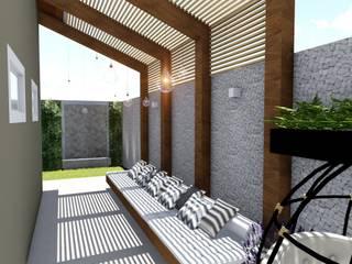 Casas de estilo rústico de Studio² Rústico