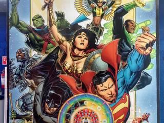 Tienda de cómics | Nerdvana Co. de Estudio Chipotle Industrial