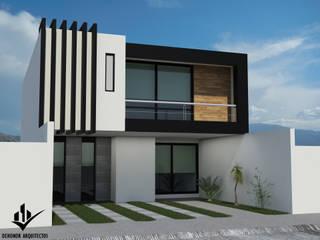 منازل تنفيذ Dehonor Arquitectos