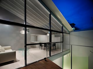 WRAP HOUSE: FUTURE STUDIOが手掛けた一戸建て住宅です。