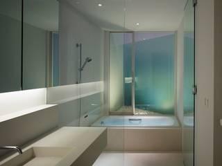 WRAP HOUSE: FUTURE STUDIOが手掛けた浴室です。