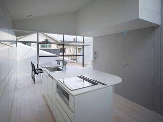WRAP HOUSE: FUTURE STUDIOが手掛けたキッチンです。