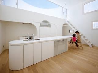 Kitchen by FUTURE STUDIO, Modern