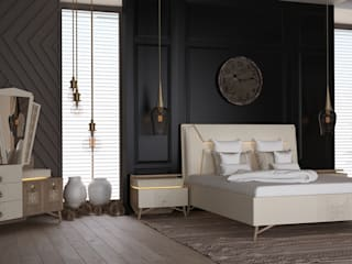 Inan AYDOGAN /IA  Interior Design Office – Bedroom Products 5:  tarz