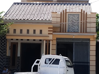 Pembangunan rumah tinggal Rumah Minimalis Oleh CV. ARRAHMAN CONSTRUCTION Minimalis