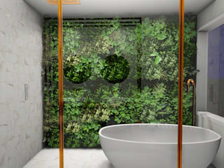 Modern bathroom by Studio² Modern