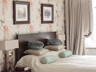 West Wimbledon: classic Bedroom by INTERIORS:designed