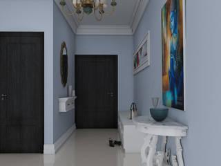 Project:  Corridor & hallway by Modulart