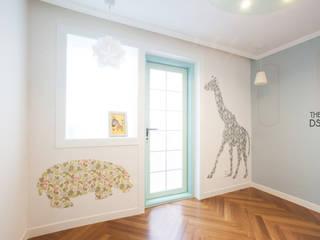 더디자인 the dsgn Dormitorios infantiles de estilo ecléctico