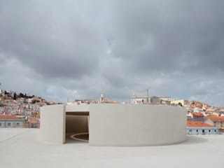 Banema S.A. 地板 石器 White