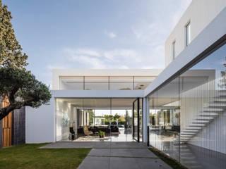 L´alliance des matières Moderner Balkon, Veranda & Terrasse von Ecologic City Garden - Paul Marie Creation Modern