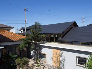Maisons originales par 1-1 Architects 一級建築士事務所 Éclectique
