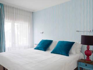 Dormitorio Abrils Studio Cuartos de estilo mediterráneo
