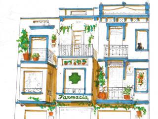 FARMACIA CASTELLON:  de estilo  de JEAN GOBERT CEZANNE