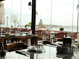 Palmiye Koçak Mobilya – Filizler Köftecisi Restoran Dekorasyon Ahşap Sandalye:  tarz