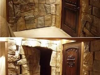 Passagem Secreta em Alvenaria:   por Segredos Ocultos - Segurança Física de Bens