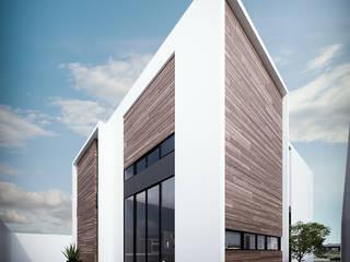 Casa Punta de RTstudio Minimalista