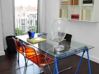 Apartamento Hollwood Residence por Nuno Ladeiro, Arquitetura e Design Moderno
