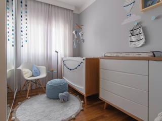 комнаты для новорожденных в . Автор – NOMA ESTUDIO, Модерн