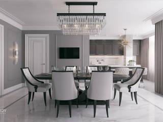Salas de jantar clássicas por Дмитрий Коршунов