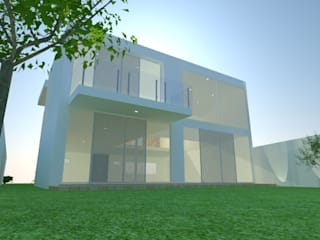 Houses by Marol arquitectura, Minimalist