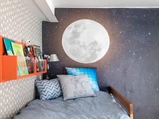 Modern nursery/kids room by Raquel Junqueira Arquitetura Modern