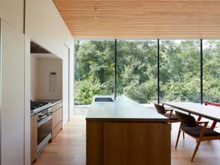 豊能郡の家:キッチン: 藤原・室 建築設計事務所が手掛けたキッチンです。,
