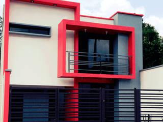 Residencia IAY Casas modernas de Interacción Arquitectos Moderno
