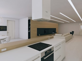 ЖК «Карат Апартментс» | Residential complex «Karat apartments»: Кухни в . Автор – Дмитрий Коршунов