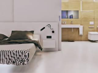 ЖК «Карат Апартментс» | Residential complex «Karat apartments»: Спальни в . Автор – Дмитрий Коршунов