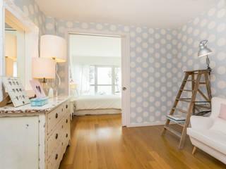 Decoração de quarto, com Feng Shui : Quarto  por Vanda Boavida