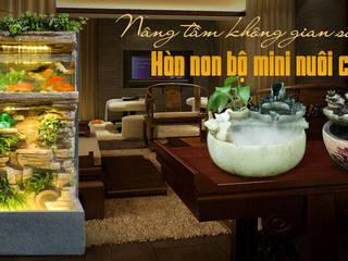 by Công Ty Thi Công Và Thiết Kế Tiểu Cảnh Non Bộ