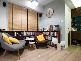 2: modern Living room by Mister Glory Ltd