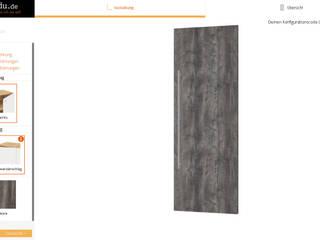 Konfiguriere selbst - Deine Schranktür nach Maß - Pasadena Pinie:   von passandu GmbH