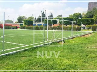Stadiums by NUV Arquitectura