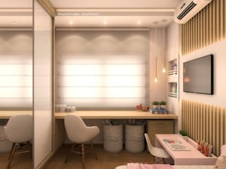 by Laura Mueller Arquitetura + Interiores Modern