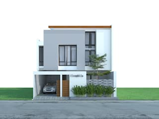 de sawang architect Tropical
