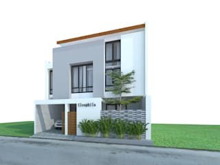 by sawang architect Tropical