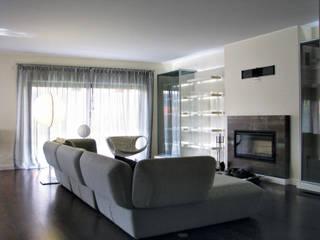 Sala de convívio:   por Nuno Ladeiro, Arquitetura e Design