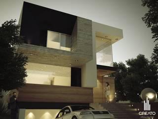 :  de estilo  por Arnauda Arquitectos Asociados