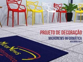 Micronews Informática - assistência técnica por Start Office - Design para pequenos negócios Eclético