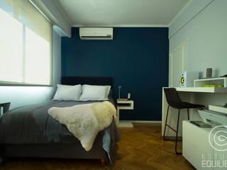 Спальня в стиле модерн от Estudio Equilibrio Модерн