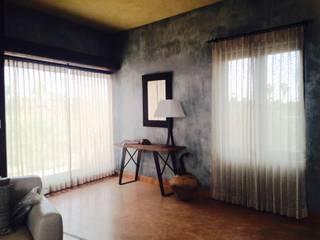 Casa en Todos Santos de Cortinas y Tapices Vanessa Tropical