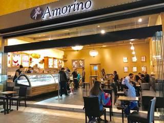 AMORINO: Espacios comerciales de estilo  por PINEDA ARQUITECTOS S.A DE C.V
