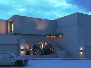 Casas modernas de IGC ARQUITECTOS Moderno