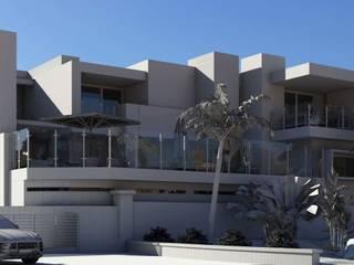 Casa VN: Casas de estilo  por IGC ARQUITECTOS